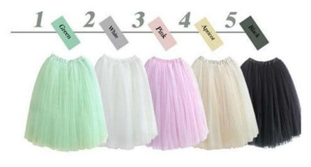 Где купить дешевые юбки из тюля в Интернете? Декабрь 2020 г.