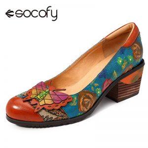 SOCOFY: кожаная обувь ручной работы на AliExpress - руководство 2020