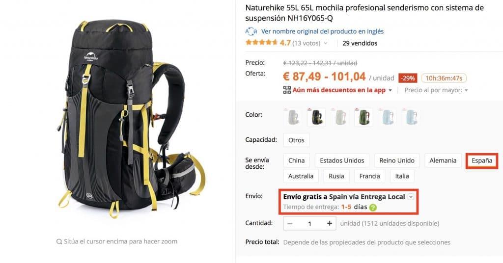 Анализируем лучшие дешевые горные рюкзаки на AliExpress - Руководство 2020