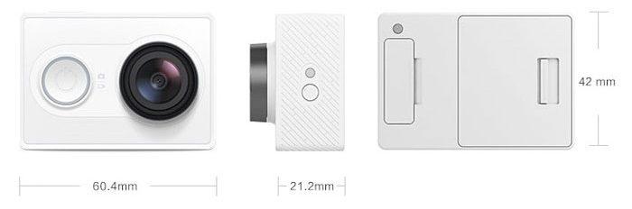 Xiaomi Yi 4k: обзор и как купить недорого на AliExpress 2020