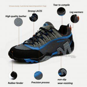Недорогие горные ботинки (треккинг и походы) - Руководство и размеры 2020