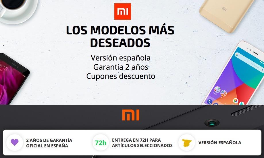 Руководство по покупке продуктов Xiaomi из Испании с гарантией