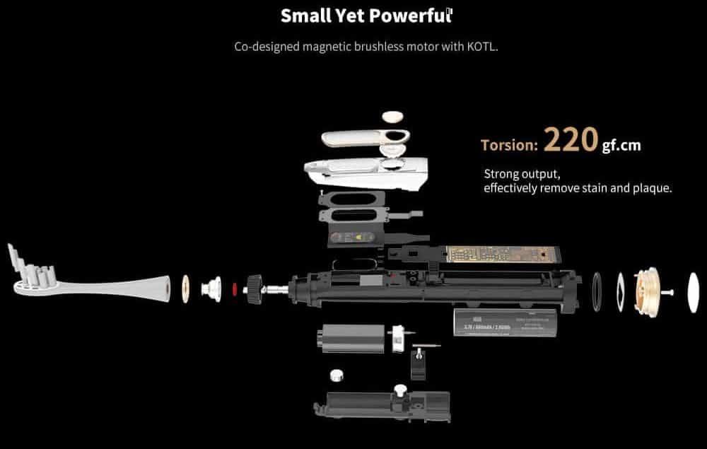 Звуковая зубная щетка Oclean X торжествует на AliExpress - Руководство по покупкам 2020