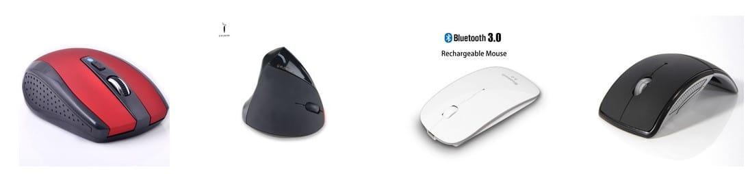 Недорогие беспроводные мыши: для ПК и Mac, а также для игр!