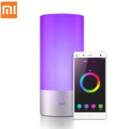 Mipow Playbulb и Powertube - дешевые светодиодные лампы Wi-Fi