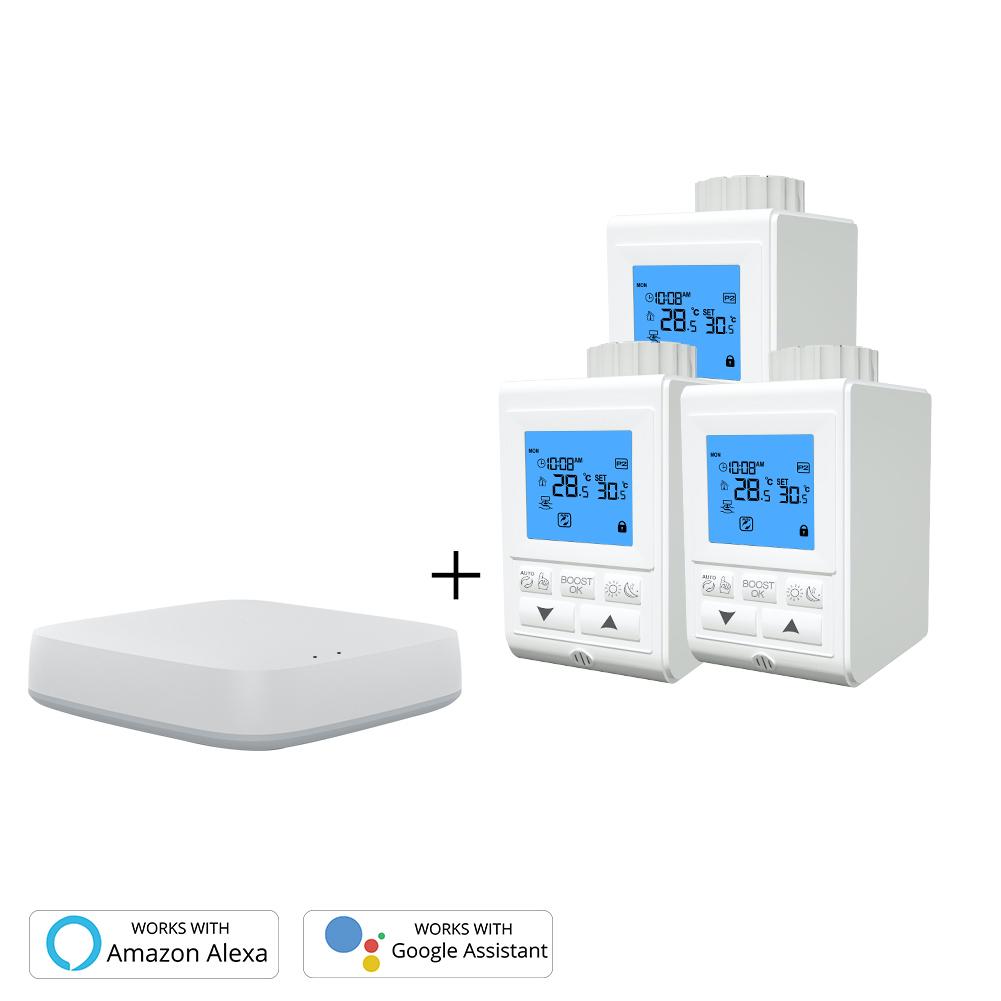 Дешевые смарт-термостатические клапаны на AliExpress- 2020 Руководство