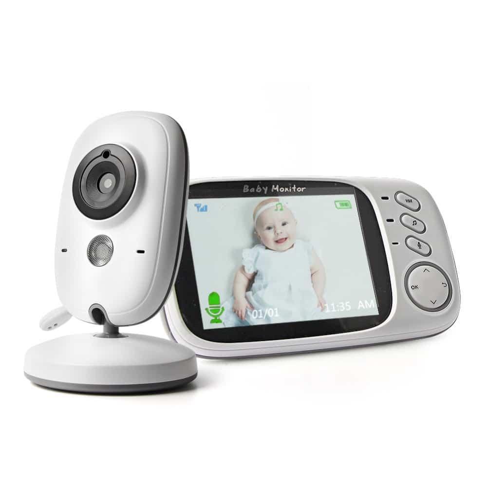 Лучшие камеры наблюдения за детьми с AliExpress - Руководство 2020