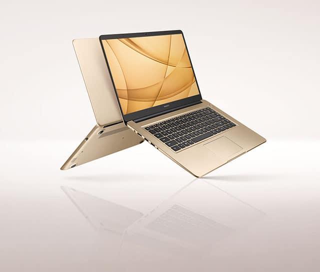 Это Huawei MateBook, дизайн и мощность в чистом виде