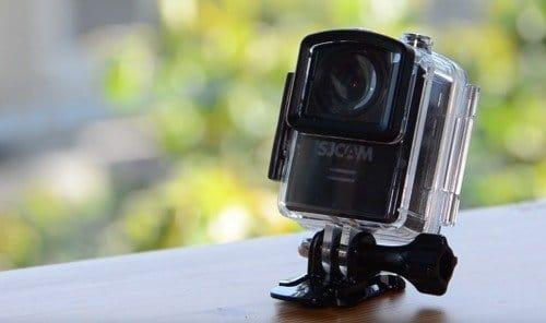 SJCAM M20 - Отзывы о спортивной камере 2K