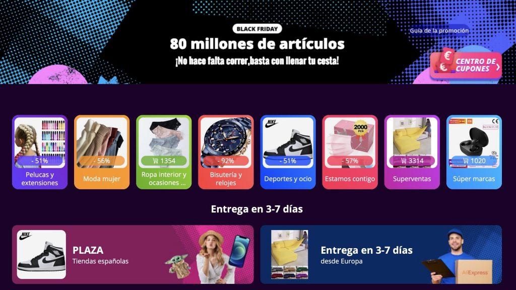 🖤 Черная пятница AliExpress 2020: промокоды и купоны
