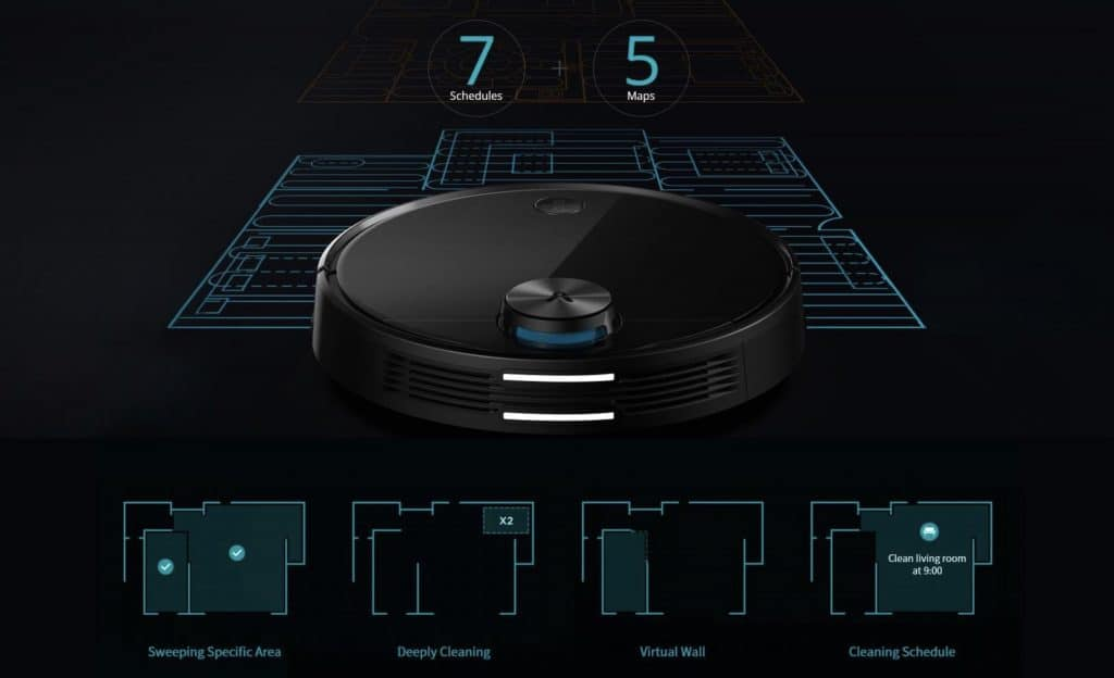 Разбираем робот-пылесос Xiaomi Viomi V3 - AliExpress 2020 Guide