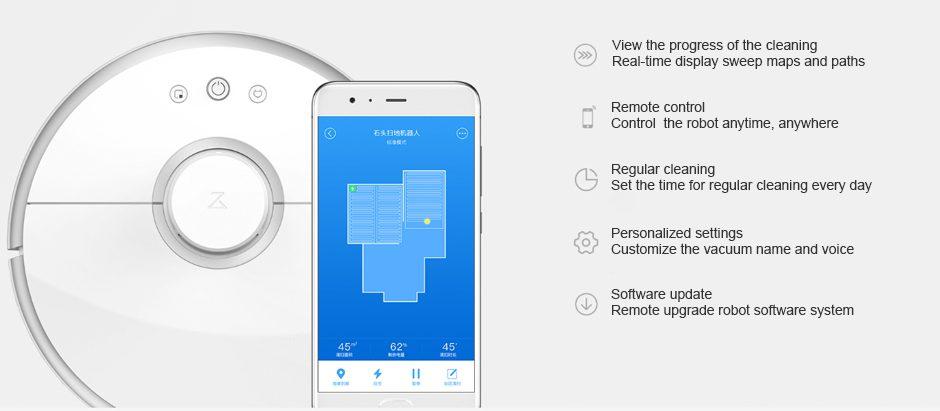 Xiaomi Roborock s50, s51 и s55: где купить лучший робот-пылесос