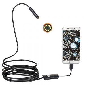 Лучшие дешевые эндоскопические камеры - Гид на AliExpress 2020
