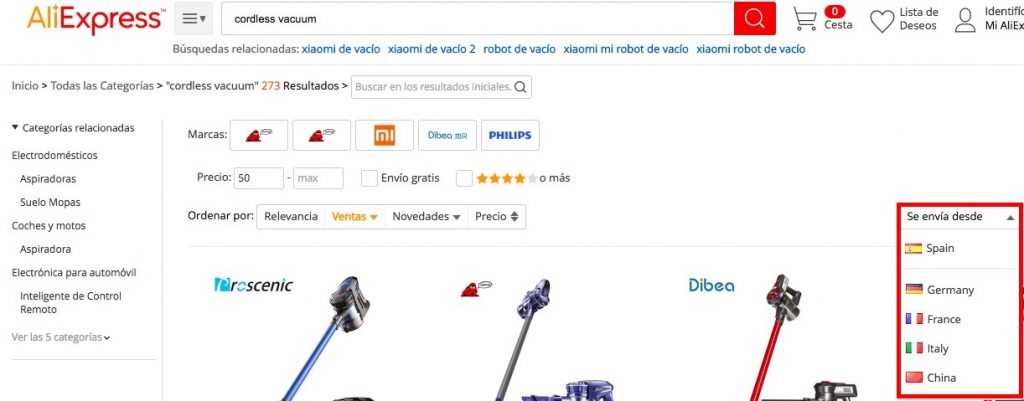 Аккумуляторные пылесосы: как купить их по лучшей цене на AliExpress