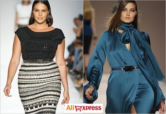 Одежда больших размеров на AliExpress - Путеводитель на декабрь 2020 г.