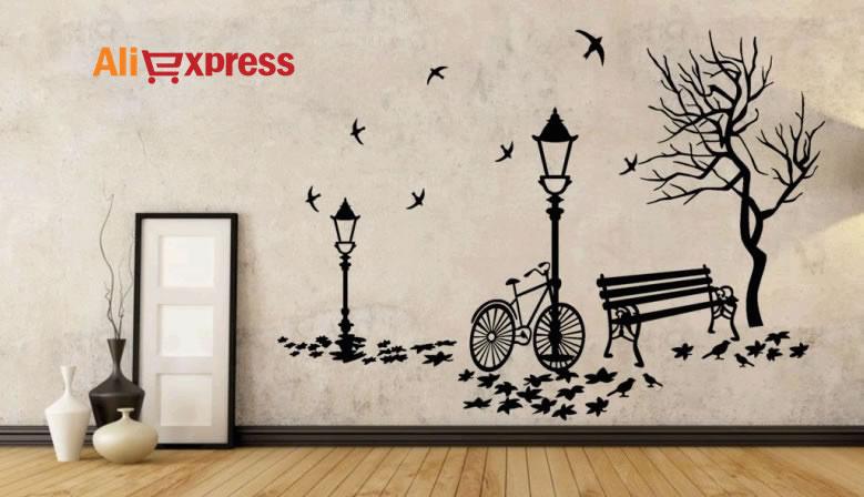 Недорогие декоративные винилы на AliExpress - советы по покупке в 2020 году