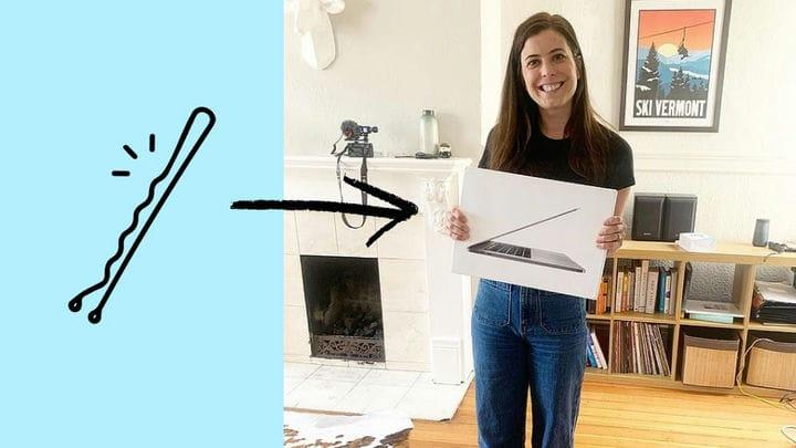 Познакомьтесь с предпринимателем, который обменивает булавку для бобби на дом (и документирует все это в TikTok)