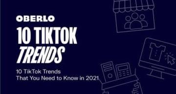 10 трендов TikTok, которые нужно знать в 2021 году [Инфографика]