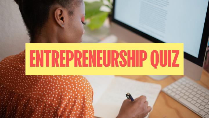 Простая викторина из пяти вопросов, которая поможет вам узнать, подходит ли вам предпринимательство