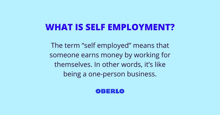 Что такое самозанятость и 50 лучших идей для самостоятельной занятости