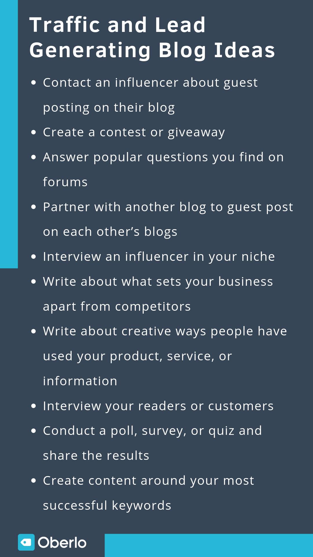 О чем вести блог: 101 неотразимая идея блога для привлечения аудитории