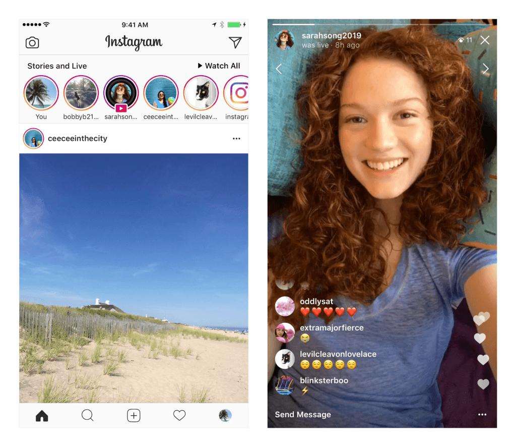 Что такое Instagram Live? Полное руководство по запуску в 2021 году