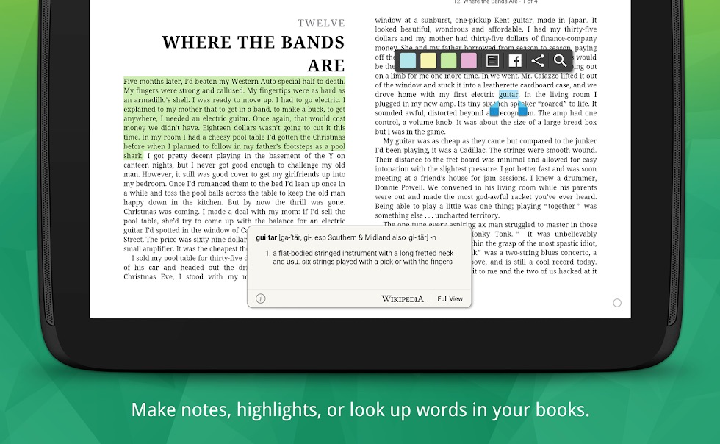 9 лучших приложений для чтения электронных книг для iOS и Android в 2021 году