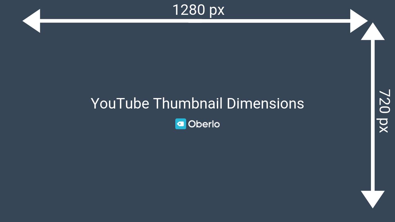 Размер эскиза YouTube: какой размер лучше всего и рекомендации