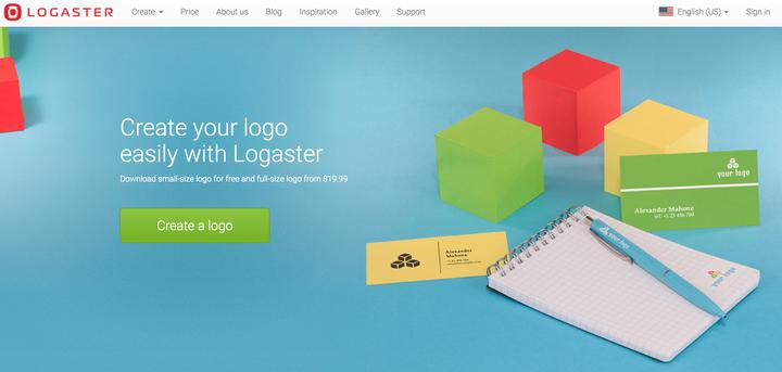 20 бесплатных онлайн-генераторов логотипов и приложений для создания логотипов