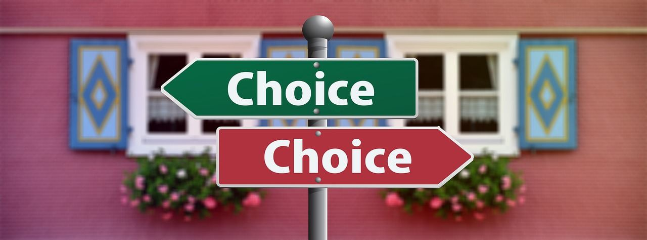Перегрузка выбором: вы подавляете своих клиентов вариантами?