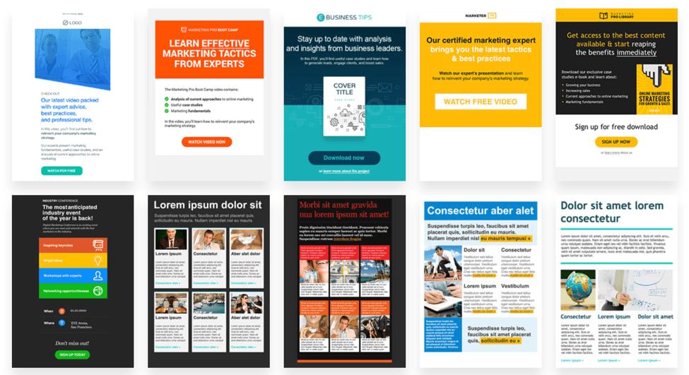 16 инструментов электронного маркетинга для создания и отправки идеальных писем