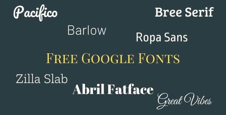 50+ лучших шрифтов Google: как выбрать шрифты для вашего бизнеса