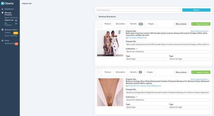 Что такое Shopify и как это работает - блог Oberlo Dropshipping
