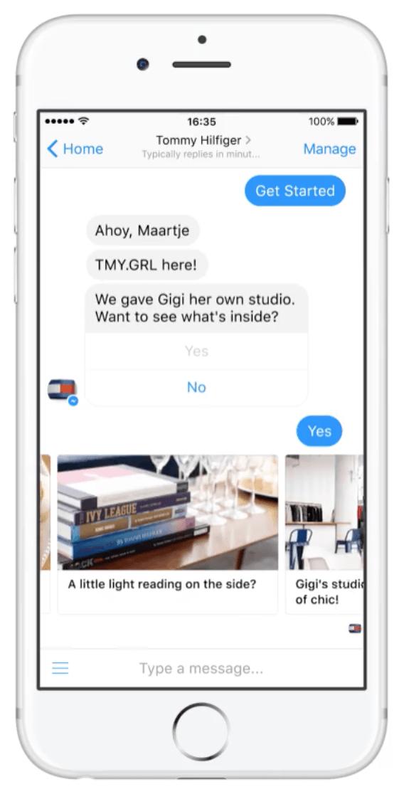 Полное руководство по рекламе в Facebook Messenger