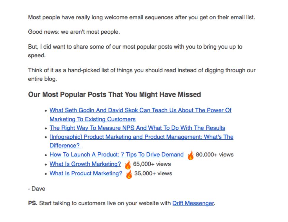 Анатомия письма-убийцы: 18 примеров электронного маркетинга для копирования