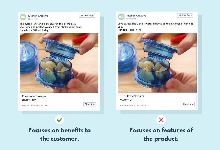 Как связаться с покупателями с помощью копирайтинга