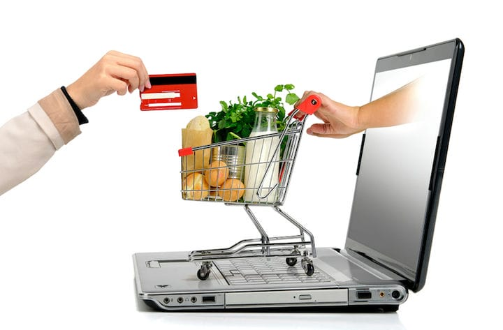 Canadian food retailers banking on ecommerce orders