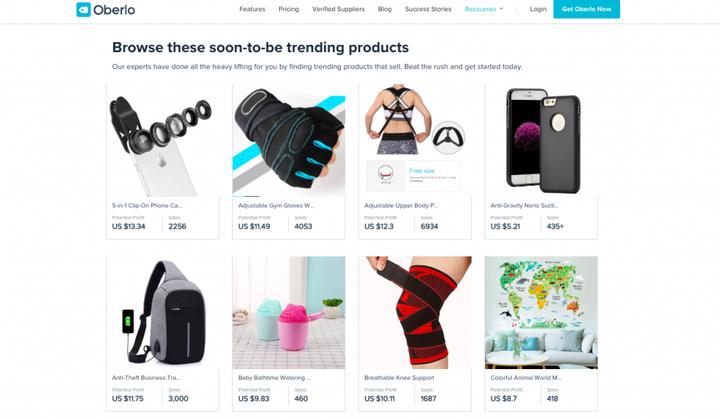 Обзор Оберло [2021] - Хорош ли Оберло для Shopify?